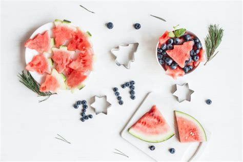 boles nutritivos como hacer arboles de navidad de sandia cocinadelirante
