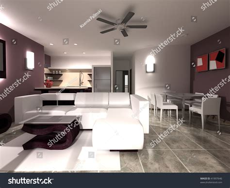 home scene interiors home scene interiors home interior scene stock photo