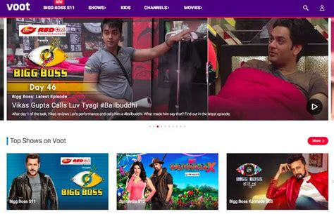 voot watch 9 legal websites to watch bollywood movies online for free