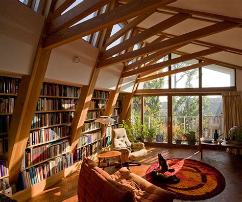 cool home libraries home library i m really jealous