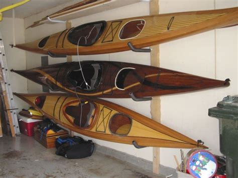 Kayak Shelf by Outdoor Kayak Storage Storing Kayaks Lake House