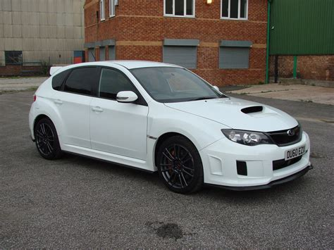 widebody subaru impreza hatchback subaru sti wrx bottom line body kit lips splitter side