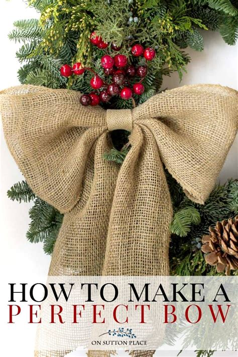 how to make the perfect christmas bow blush gold mantel ideas a cheese board more