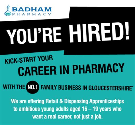 poster design jobs uk kick start your career in pharmacy with the no 1 family