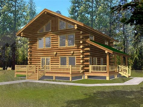 Haus Kaufen Usa Michigan by And Pass Log Home Library Loft Covered Porch Corner