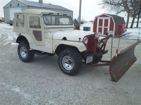 1961 Willys Jeep Parts 1961 Willys Jeep Cj5 For Sale In Iowa United States