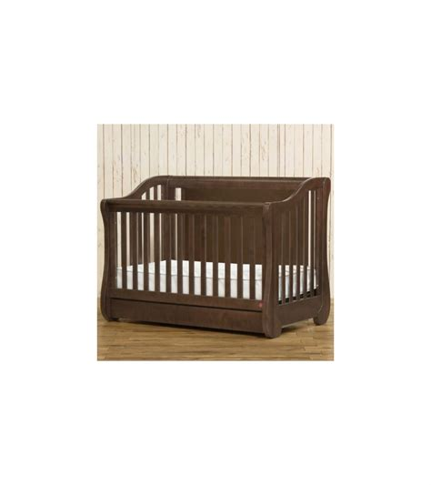 baby crib brown baby crib brown solid mocha brown portable crib bedding
