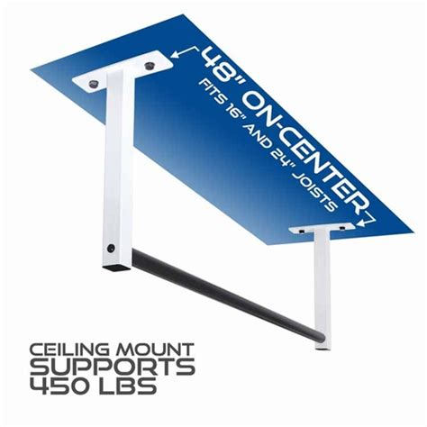 chin up bar ceiling mount new 48 quot ceiling mount pull up bar for 8 ceilings