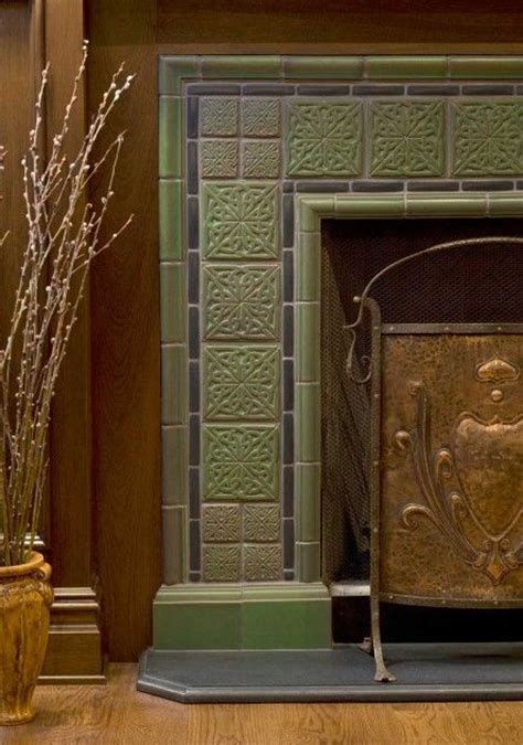 Motawi Fireplace by 17 Best Ideas About Fireplace Tile Surround On