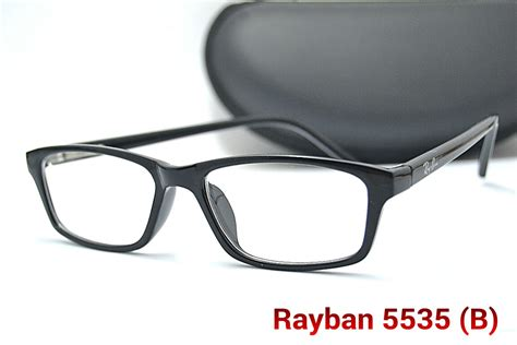 Kacamata Rayban Pria Wanita Frame Lensa 8888 jual frame kacamata rayban 5534 35 pria wanita baca