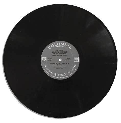 silk records lps vinyl and lot detail leonard bernstein signed lp record set
