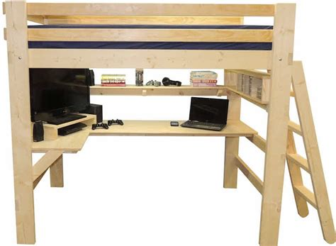 metal loft bed with desk and shelving loft beds bunk bed most popular beds made in the usa