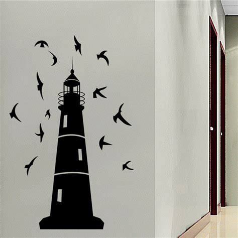 lighthouse bathroom accessories lighthouse bathroom accessories wall decals office and