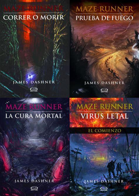libro the maze runner prueba de fuego pdf the maze runner saga completa en pdf by pamemonserraat on
