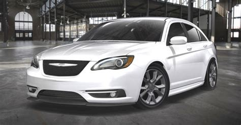 Chrysler 200s 2012 by 2012 Chrysler 200 S By Mopar 2012 Detroit Auto