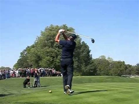 steve stricker golf swing steve stricker golf swing down the line 2012 ryder cup