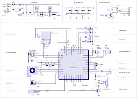 infrared emitter wiring diagram infrared get free image