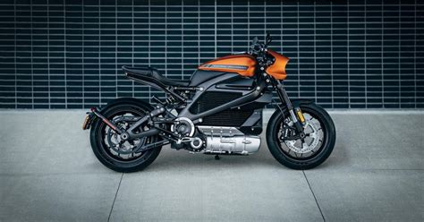 harley davidson livewire   lustworthy sporty electric motorcycle roadshow