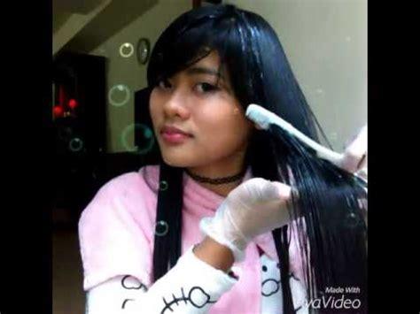 tutorial rebonding rambut full download cara creambath rambut by gulla madu