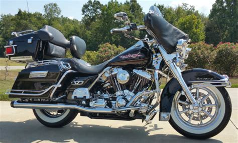 Used Harley Davidson Tour Pack by Harley Davidson Road King 113ci W Detach Fairing And Tour