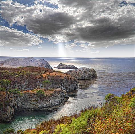 rugged coastline rugged california coastline photograph by utah images