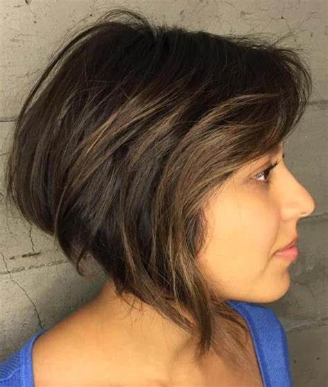 short haircuts for round face in your fortys 40 cute looks with short hairstyles for round faces