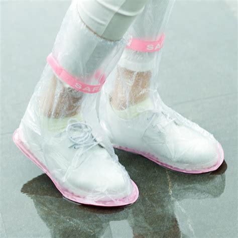 Cover Shoes Sepatu Hujan cover hujan sepatu size l transparent jakartanotebook