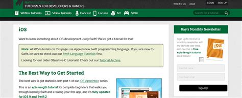 github tutorial ray wenderlich 8 popular blogs for learning swift 2 programming language