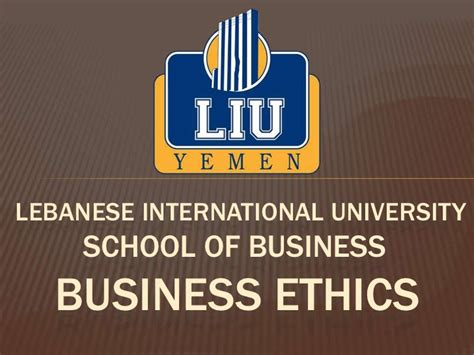 Business Ethics Ppt For Mba by Ethical Unethical Marketing