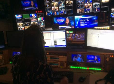 wral news room put another election in the books capitol broadcasting company