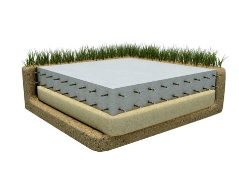 How To Build A Slab Foundation For A Garage by Diy Concrete House Slab House Best Design
