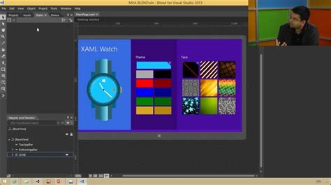 wpf layout complete event designing your xaml ui with blend 03 xaml design and