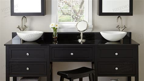 black marble bathroom countertops black wood graining marble bathroom countertop supplier