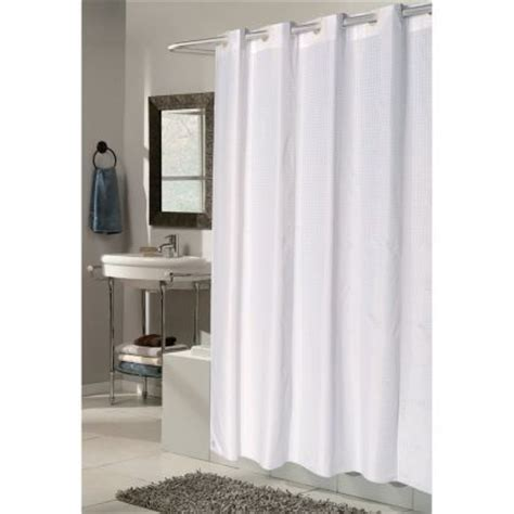 shower curtains with large grommets geneva semi sheer two tone grommet panel