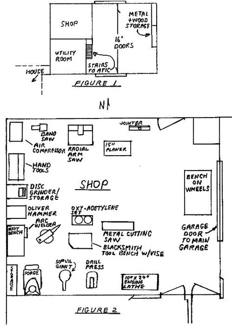 Blacksmith Shop Floor Plans | pinterest the world s catalog of ideas