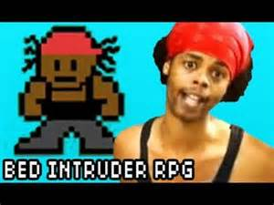 bed intruder song rpg interactive