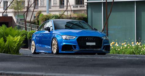 Audi Z Performance by Z Performance Upgrades An Audi Rs 3