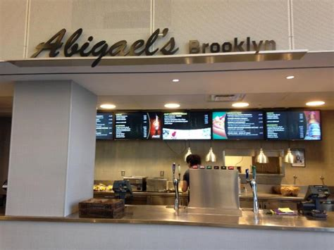 new abigael s kosher concession the barclays center