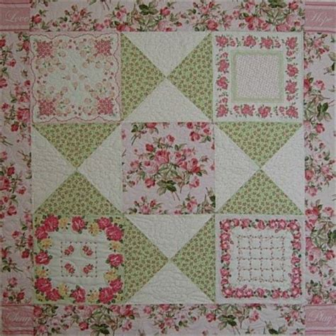 Handkerchief Quilt Pattern by 17 Best Images About Handkerchief Quilts On