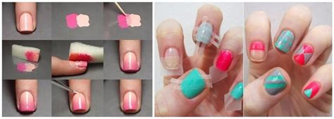 Nails At Home by Simple Nail Tricks At Home Nail Ideas