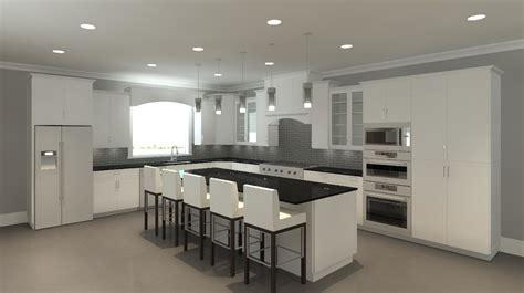 Revit Kitchen Cabinet Family Revit Cabinets Cabinetry Craftsman 3d Model
