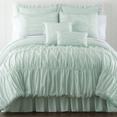 chelsea upholstered bed found at jcpenney master liz claiborne rapunzel 4 pc comforter set and accessories