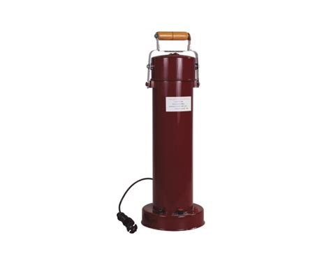 Rod Dryer Portable 5kg portable welding rod dryer for 10kg rod s type china