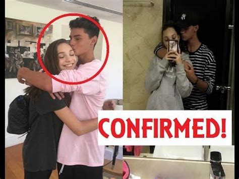 mackenzie ziegler boyfriend maddie ziegler is dating jack confirmed look at this
