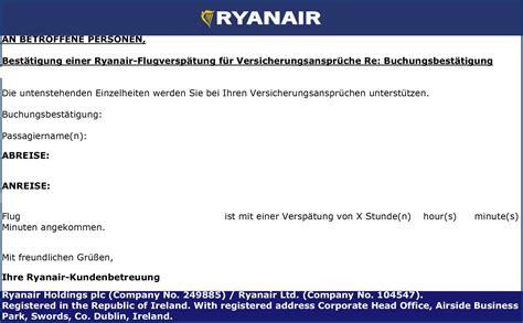 Musterbrief Angebot Zu Teuer Ryanair Flugannullierung Fluglotsen Streik In Frankreich Trotzdem Entsch 228 Digung F 252 R Stornierung