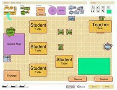 room layout website planning the classroom layout great web tools and other set up ideas this site is awesome