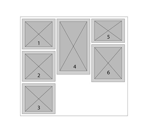 3 column layout with flexbox javascript flexbox column grid with fit to height blocks