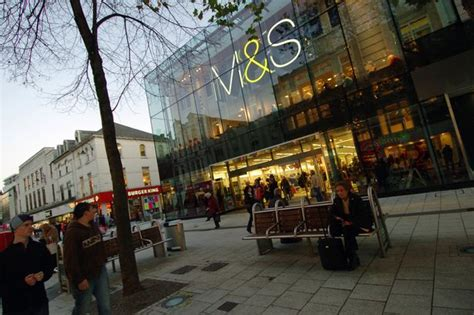 marks and spencer house insurance marks spencer clothing sales drop is the worst in a decade wales news newslocker