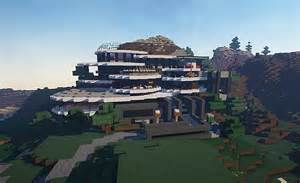 Blueprint Houses the grande mansion minecraft building inc