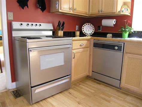 Do It Yourself Backsplash Kitchen by 5 Diy Stainless Steel Kitchen Makeovers On The Cheap Do